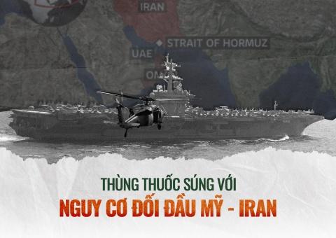 Thung thuoc sung voi nguy co doi dau My - Iran can ke hinh anh 2