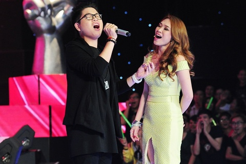 4 ly do hoc tro My Tam se dang quang The Voice 2015 hinh anh