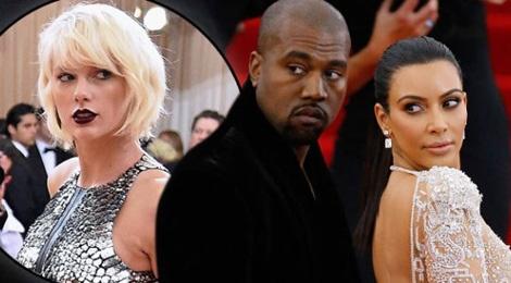 Vo Kanye West hat rap treu tuc Taylor Swift hinh anh