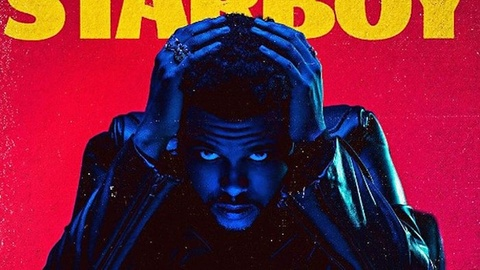the weeknd tro lai voi starboy hinh anh