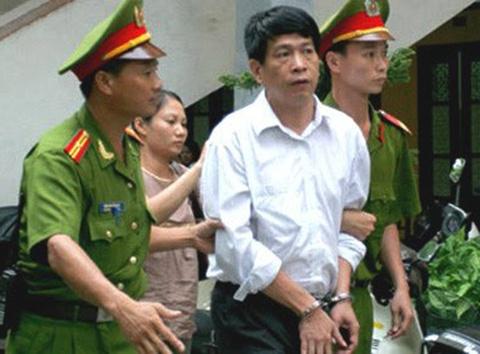 Cuu Tong giam doc PMU 18 Bui Tien Dung khong duoc dac xa hinh anh