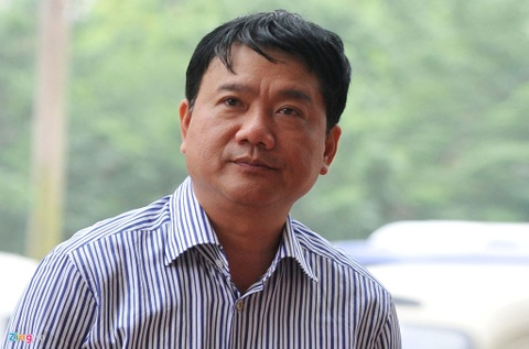 Vai tro cua ong Dinh La Thang trong vu PVN mat 800 ty hinh anh 1
