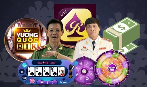 Ong Phan Van Vinh, Nguyen Thanh Hoa bao ke duong day danh bac the nao? hinh anh