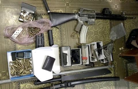 Phá đường dây mua bán súng đạn qua mạng xã hội