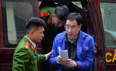 4 cuu lanh dao Loc hoa dau Binh Son doi dien muc an nao? hinh anh