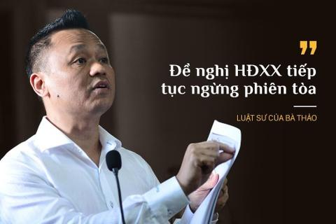 Nhung sac thai trong phien xu vu ly hon vo chong Trung Nguyen hinh anh 2
