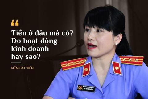 Nhung sac thai trong phien xu vu ly hon vo chong Trung Nguyen hinh anh 3