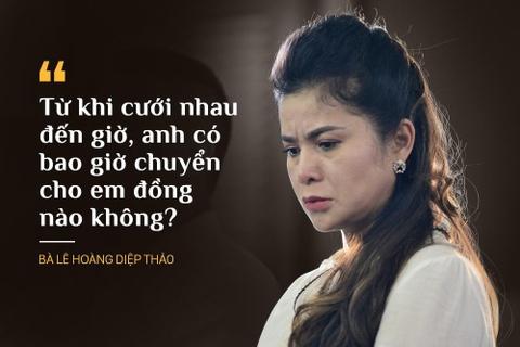 Nhung sac thai trong phien xu vu ly hon vo chong Trung Nguyen hinh anh 5