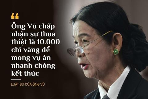 Nhung sac thai trong phien xu vu ly hon vo chong Trung Nguyen hinh anh 8