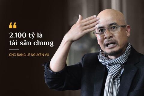 Nhung sac thai trong phien xu vu ly hon vo chong Trung Nguyen hinh anh 1