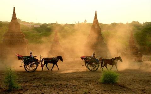 Lac buoc o Myanmar - vung dat don tim du khach hinh anh 1