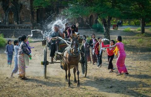 Lac buoc o Myanmar - vung dat don tim du khach hinh anh 27