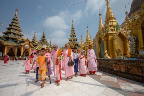 Lac buoc o Myanmar - vung dat don tim du khach hinh anh 5