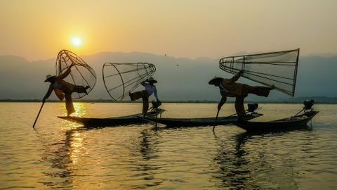 Lac buoc o Myanmar - vung dat don tim du khach hinh anh 17