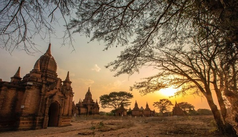 Lac buoc o Myanmar - vung dat don tim du khach hinh anh 2