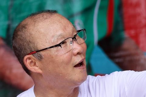HLV Park Hang-seo no dua cung tre em vung cao Ha Giang hinh anh 11