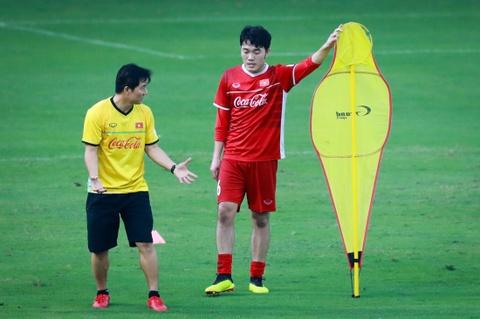 HLV Park Hang-seo bat Xuan Truong tap nhieu hon dong doi hinh anh 6