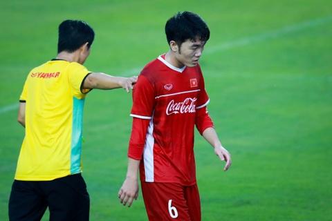 HLV Park Hang-seo bat Xuan Truong tap nhieu hon dong doi hinh anh 7