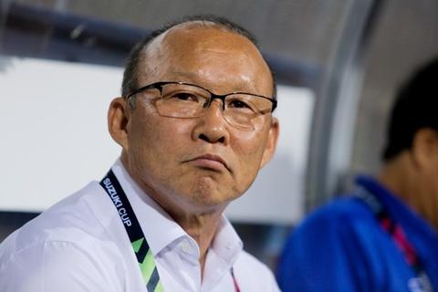 HLV Park Hang-seo: 'Tôi không hài lòng về trọng tài'