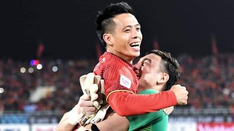Thanh cong cua tuyen Viet Nam o AFF Cup: Suc manh tu su doan ket hinh anh