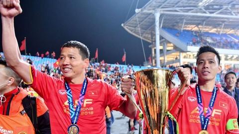 HLV Park không triệu tập Anh Đức, Văn Quyết lên tuyển dự Asian Cup