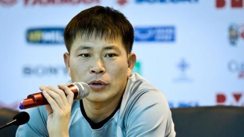 HLV CHDCND Trieu Tien: Ong Park gioi khi cung Viet Nam vo dich AFF Cup hinh anh