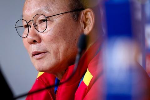 HLV Park Hang-seo: 'Iran manh nhung chung toi da chien dau het minh' hinh anh