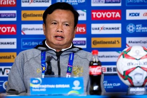 Sau that bai tai AFF Cup, Thai Lan quyet gianh ve di tiep o Asian Cup hinh anh