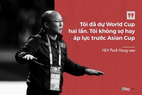 Nhung cau noi de doi cua HLV Park Hang-seo tai Asian Cup 2019 hinh anh 2
