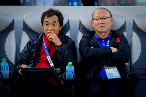 HLV Lee Young-jin: Viet Nam co the vao vong loai cuoi World Cup hinh anh 1