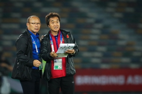HLV Lee Young-jin: Viet Nam co the vao vong loai cuoi World Cup hinh anh 4