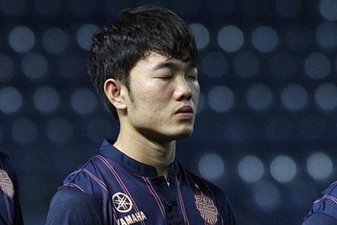 Xuan Truong thua nhan chua thich nghi duoc voi toc do cua Thai League hinh anh
