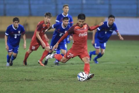 Bui Tien Dung khong co loi, hang cong U23 Viet Nam mang toi hy vong hinh anh 1