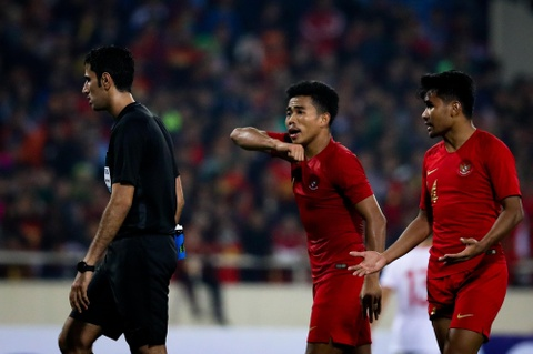 Sao tre U23 Viet Nam khieu khich tien dao dinh the do cua Indonesia? hinh anh 8
