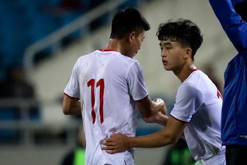 Sao tre U23 Viet Nam khieu khich tien dao dinh the do cua Indonesia? hinh anh 9