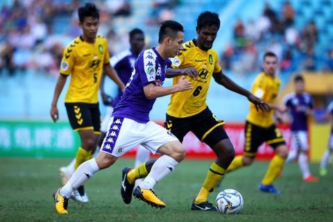 CLB Ha Noi lan dau vuot qua vong bang AFC Cup sau nua thap ky hinh anh 1