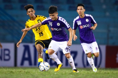 CLB Ha Noi lan dau vuot qua vong bang AFC Cup sau nua thap ky hinh anh 7