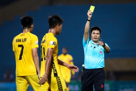Sao U23 Viet Nam ngan dong doi lao vao an thua du voi trong tai hinh anh 7
