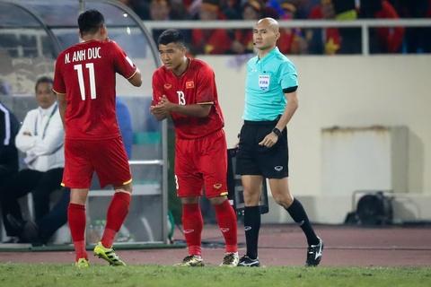 Anh Đức là cầu thủ Việt Nam duy nhất trong lịch sử giành Vua phá lưới V.League. Ảnh: Minh Chiến.