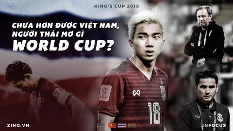 Việt Nam vs Thái Lan - người Thái không thể chấp nhận là số 2? - Ảnh 1.