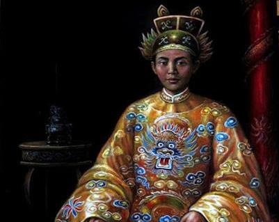 Vua Minh Mang trong sach vo, thich doc 'Tam quoc chi' hinh anh