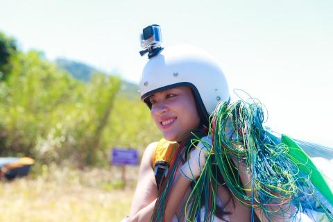 Bay du luon, ngam bien Da Nang tu do cao 600 m hinh anh 1