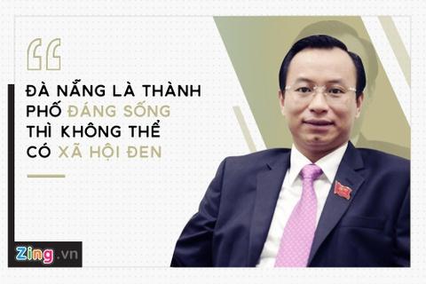 Nhung phat ngon an tuong cua Bi thu Da Nang Nguyen Xuan Anh hinh anh 5