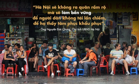 Phat ngon an tuong cua ong Nguyen Duc Chung ve viec gianh lai via he hinh anh 3