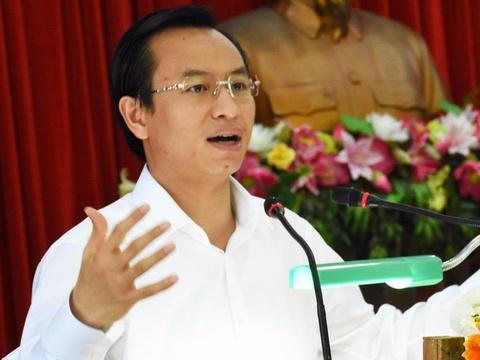 Ong Nguyen Xuan Anh khong chu tri chuong trinh 'HDND voi cu tri' hinh anh