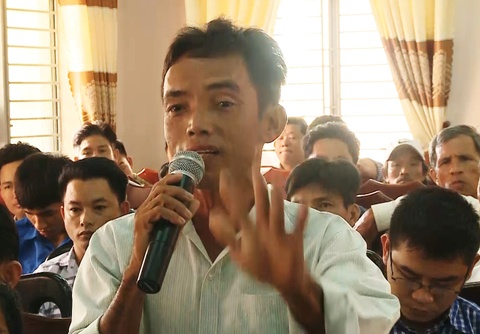 Nguoi dan buc xuc vi Da Nang cho hai nha may thep hoat dong tro lai hinh anh