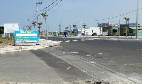 Quang Nam doi 105 ha dat cho Cong ty Bach Dat An de lay 1,9 km duong hinh anh 1