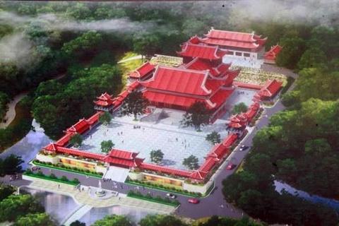 Von 1 ty, Ba Vang Quang Nam tung du tinh xay khu tam linh 1.000 ty hinh anh 1