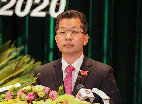 Ong Nguyen Van Quang lam Bi thu Thanh uy Da Nang hinh anh