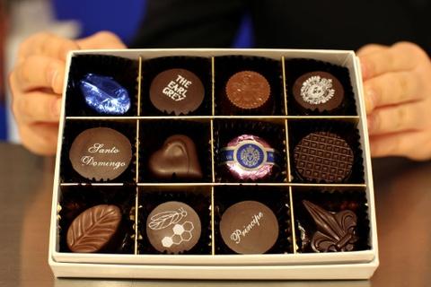 Chocolate mau - mon qua kinh di ngay Valentine cua con gai Nhat Ban hinh anh 3